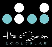 Halo Salon and Color Lab logo
