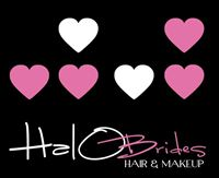 Halo Brides Hair and Makeup