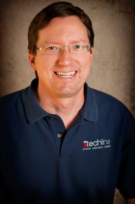 Jerry D. Courter, Vice President of Sales &amp; Co-Founder, Techline