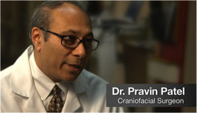 Dr. Pravin Patel Cranio Facial Surgeon Works with SureSmile Orthodontist