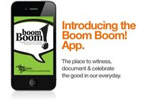 Introducing the Boom Boom! App