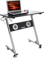 The Sharper Image Stereo Desk (RTA-SIM1102)