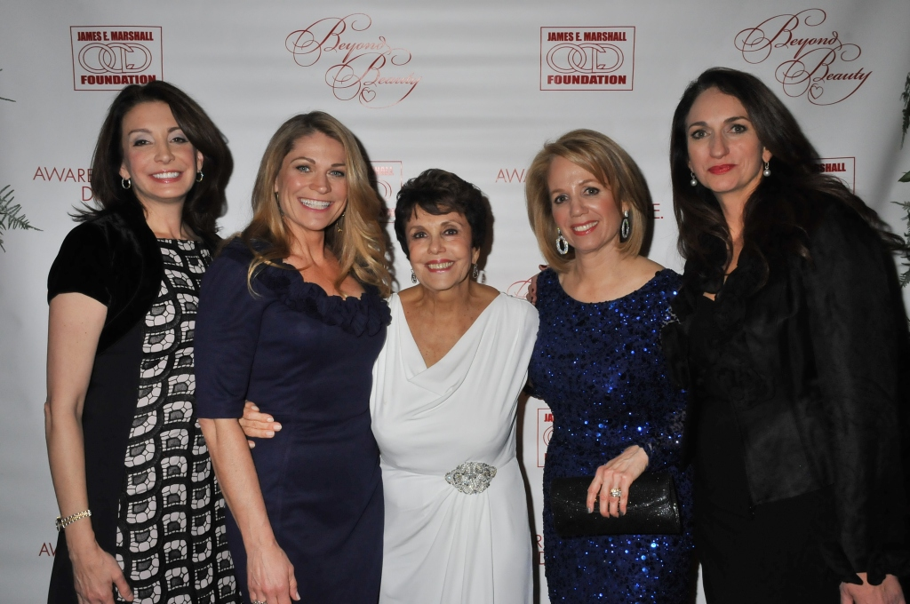 "James E. Marshall OCD Foundation's 8th Annual ""Beyond Beauty"" Gala ..."