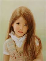Award Winning Oil Painting - &quot;Innocence&quot; by Ed Copley - Oil on Linen
