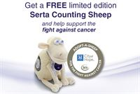 The Serta Free Sheep Event