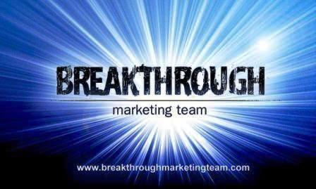 Breakthrough Marketing Team - Full Service SEO, PR, Design and Website Development Firm