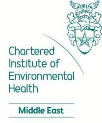 Chartered Institute of Environmental Health Middle East