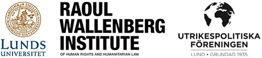 Lunds universitet/Raoul Wallenberginstitutet/Utrikespolitiska föreningen