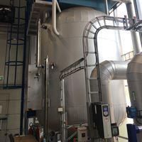 Hetvattenpanna typ P2H för miljövänlig fjärrvärme.