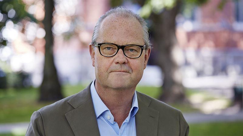 Johan Hellman, vice vd minPension