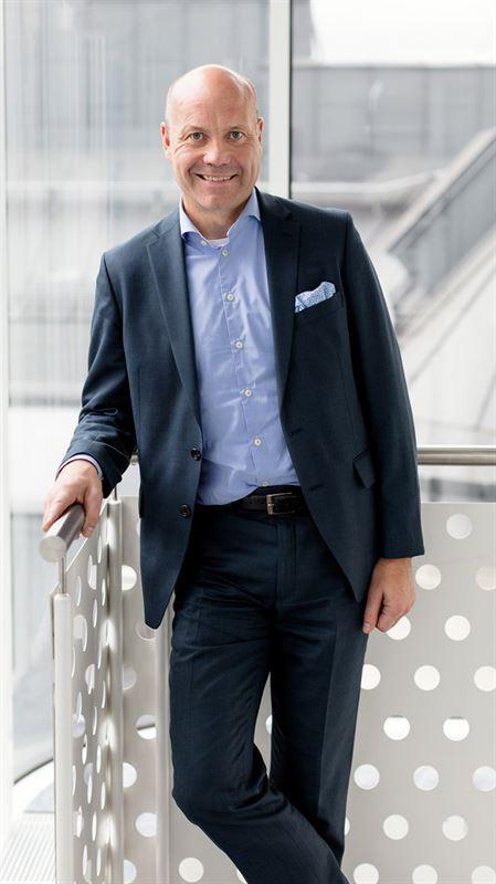 Mats Lagerqvist, vd Indecap