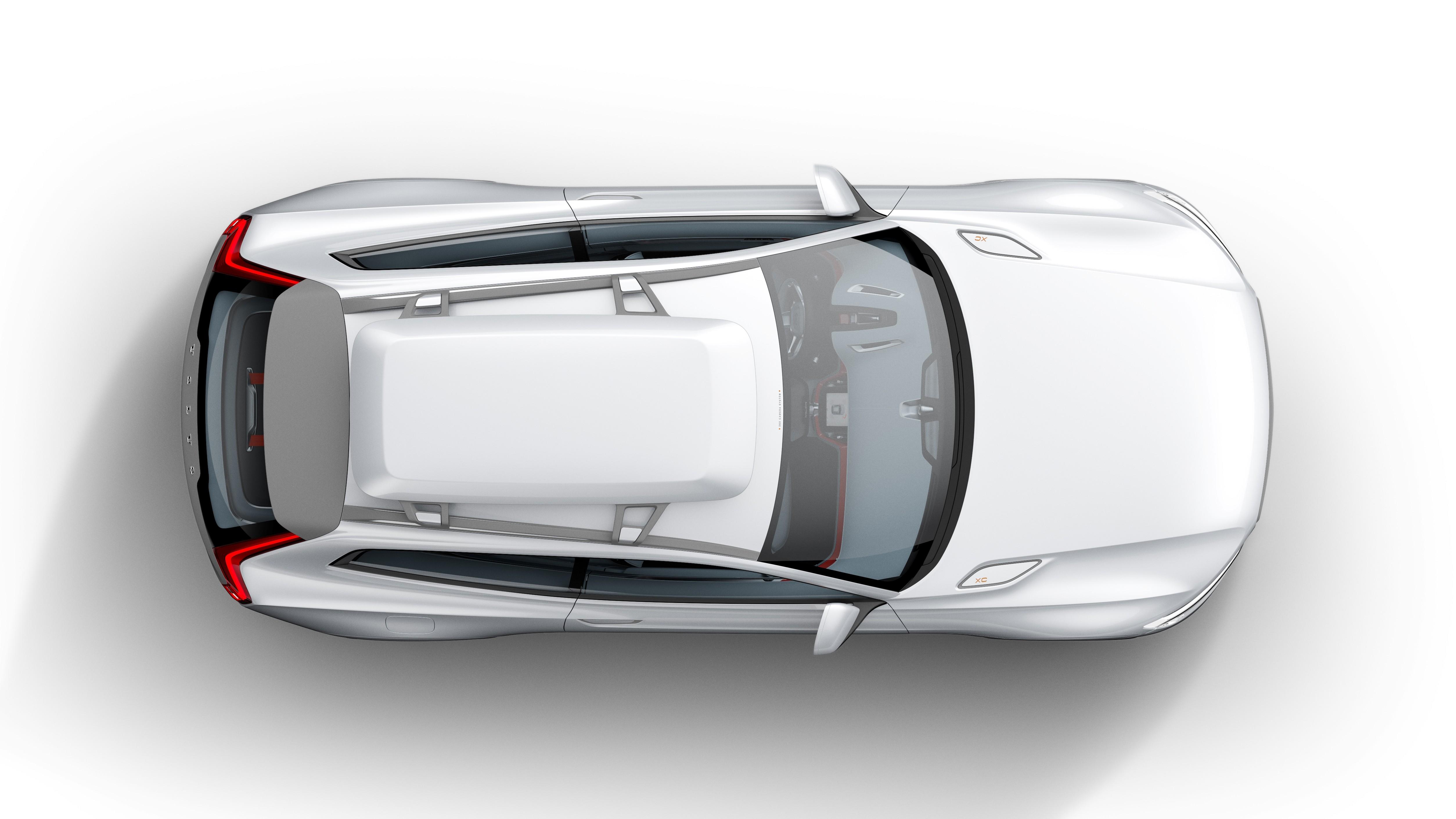 Volvo Concept Xc Coupe Volvo Car Finland