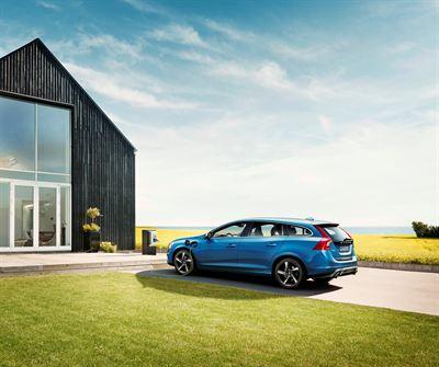 Uusi Volvo V60