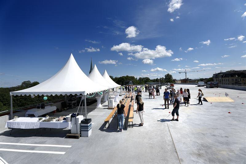 Grand opening av Akilles 10 juni 2019