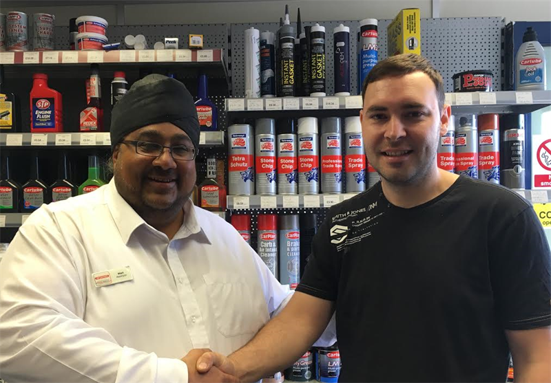 Gsf Car Parts And Car Mechanics Announce Winner Of 250 Sealey Tool
