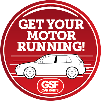 Motor Running' with GSF Car Parts