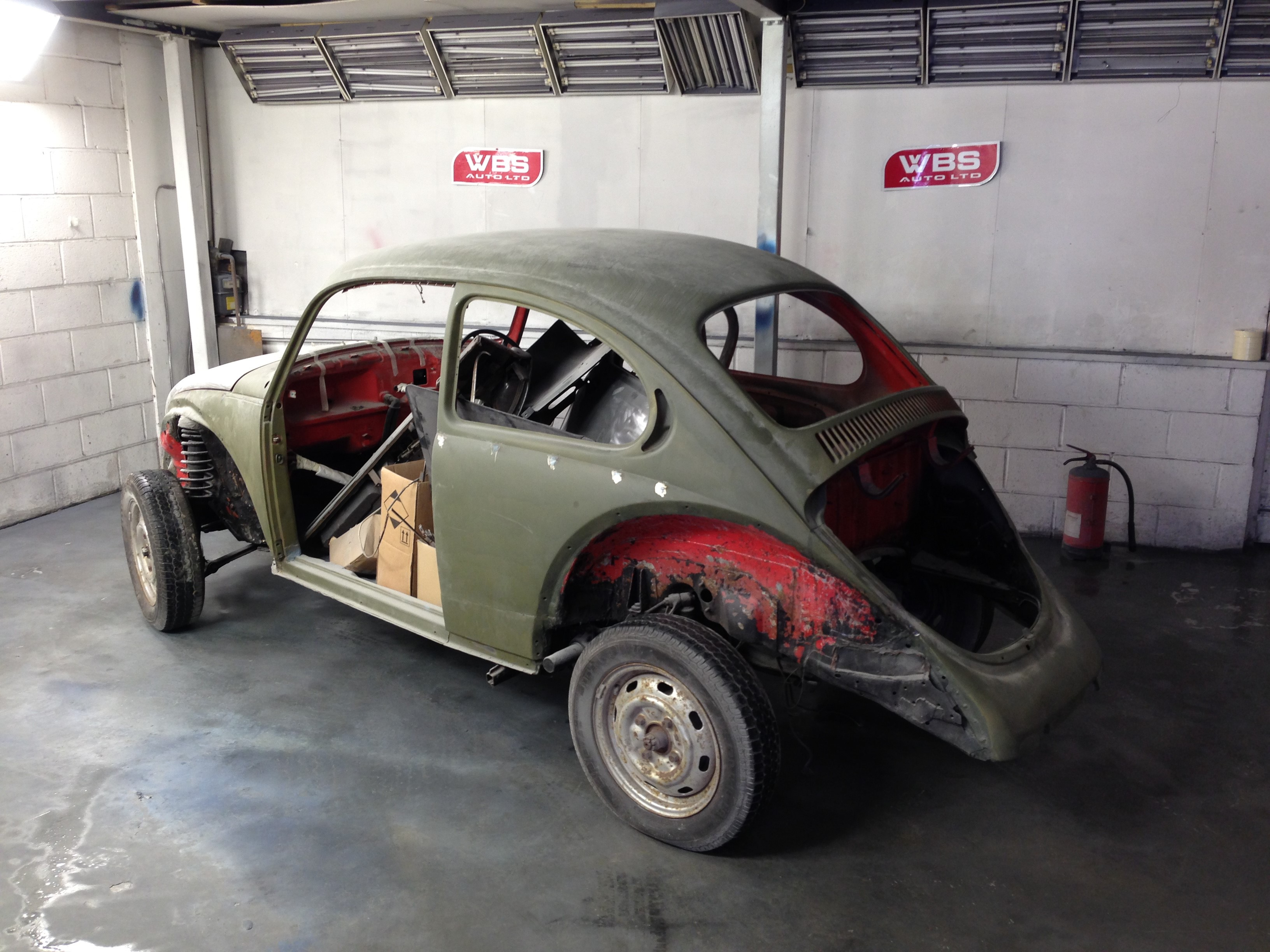 Kelvin Price Won 1 500 Worth Of Parts For His 1973 Vw Beetle 1303 3 Gsf Car Parts