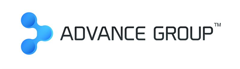 The Advance Group logo