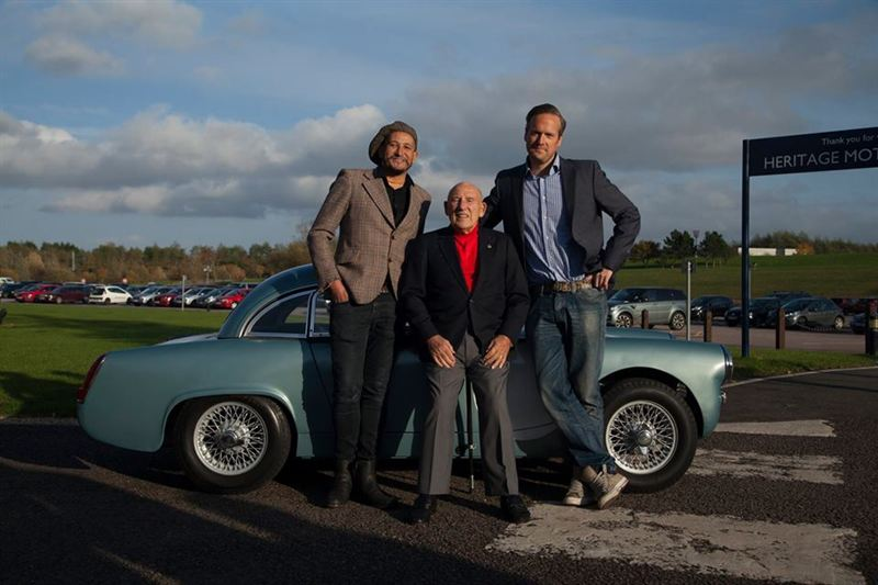 Celsus The European Distributor Of Dynamat Has Supplied National Geographic Channel Tv Show Car S O With Xtreme For Lication On A
