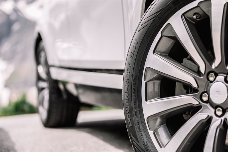 Peace of mind for Central European SUV drivers: New Nokian