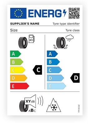 New EU label simplifies winter tire choice for consumers