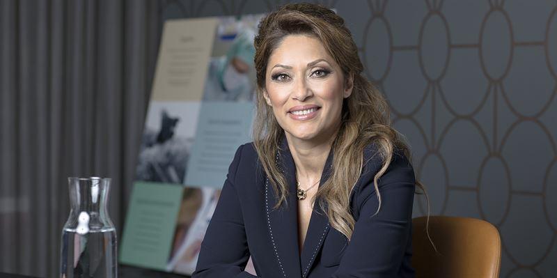 f1ad65065f94 Azita Shariati kommer närmast från det globala serviceföretaget Sodexo där  hon varit verksam i olika ledande befattningar under de senaste 21 åren.