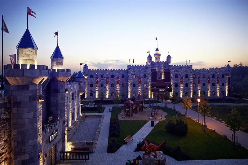 LEGOLAND Castle Hotel 1