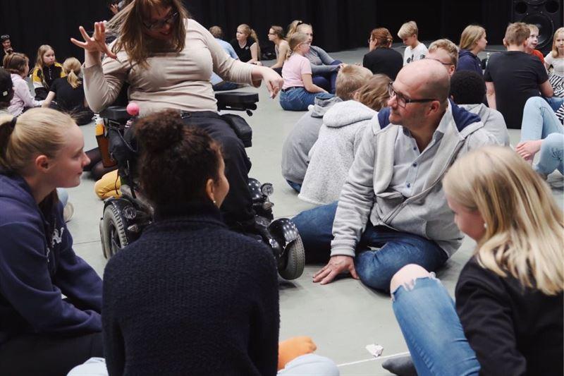Helsingin Kaupunginteatteri  ShedHelsinki 2019 kuva Timea Slavic