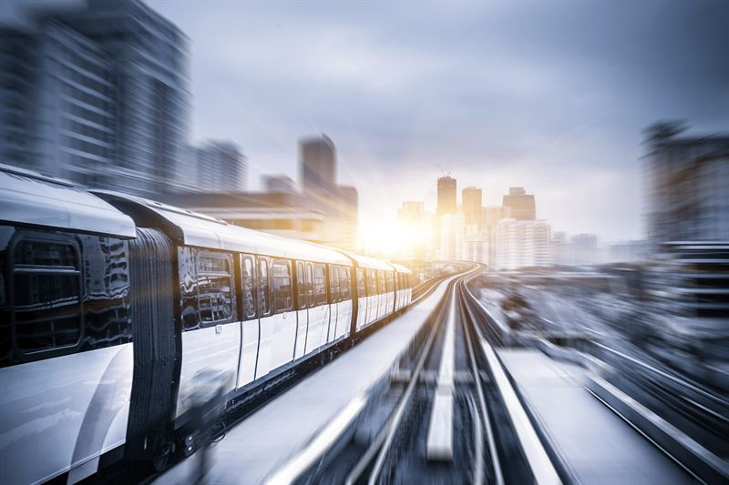 Simplicity Makes Next Generation Power Converter For Rail Industry