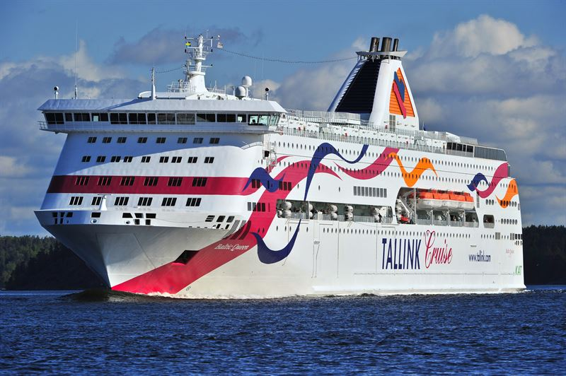 Kuva Tallink Silja Magnus Rietz