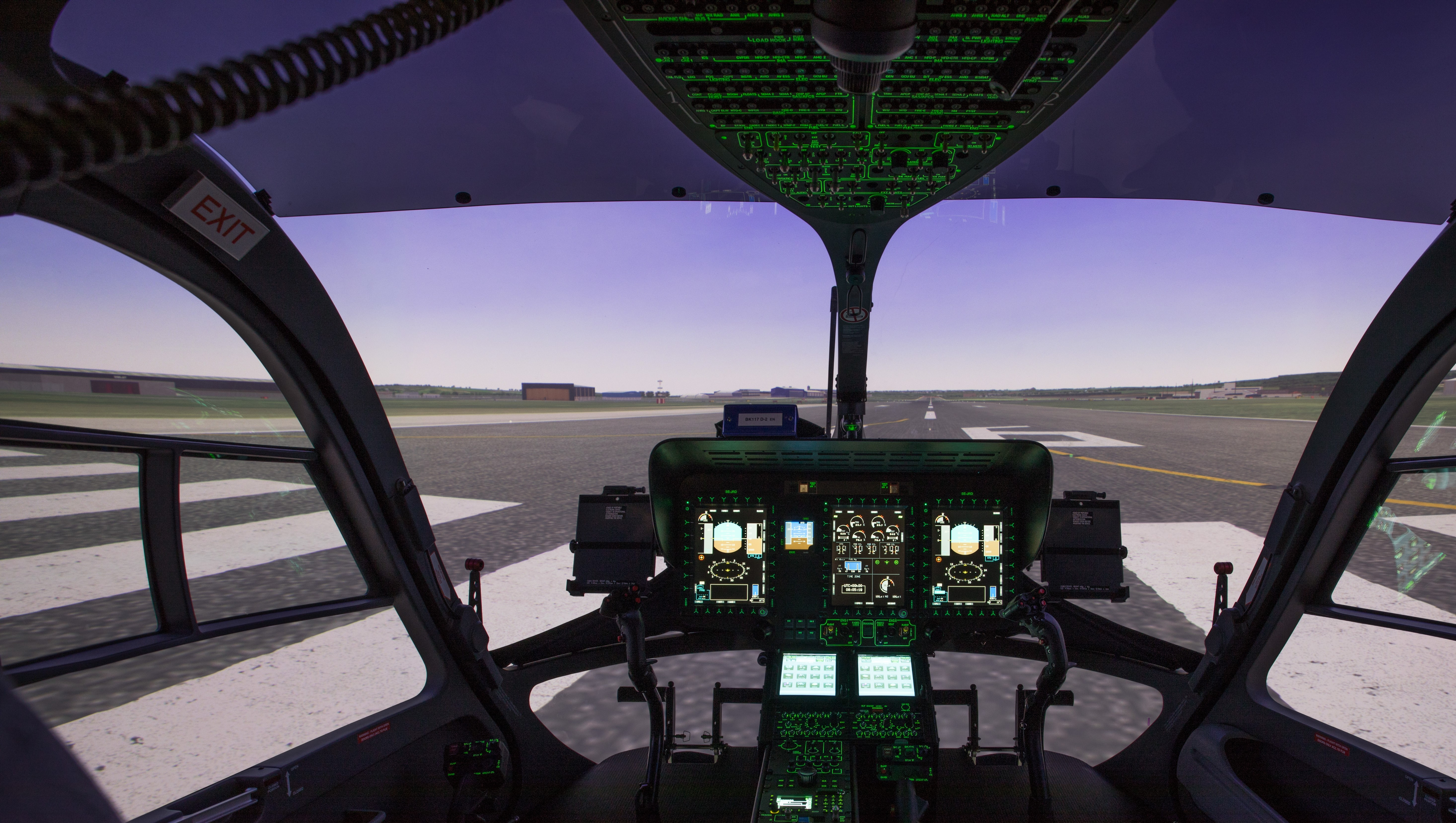 Coptersafety introduces their H145 level D simulator – one