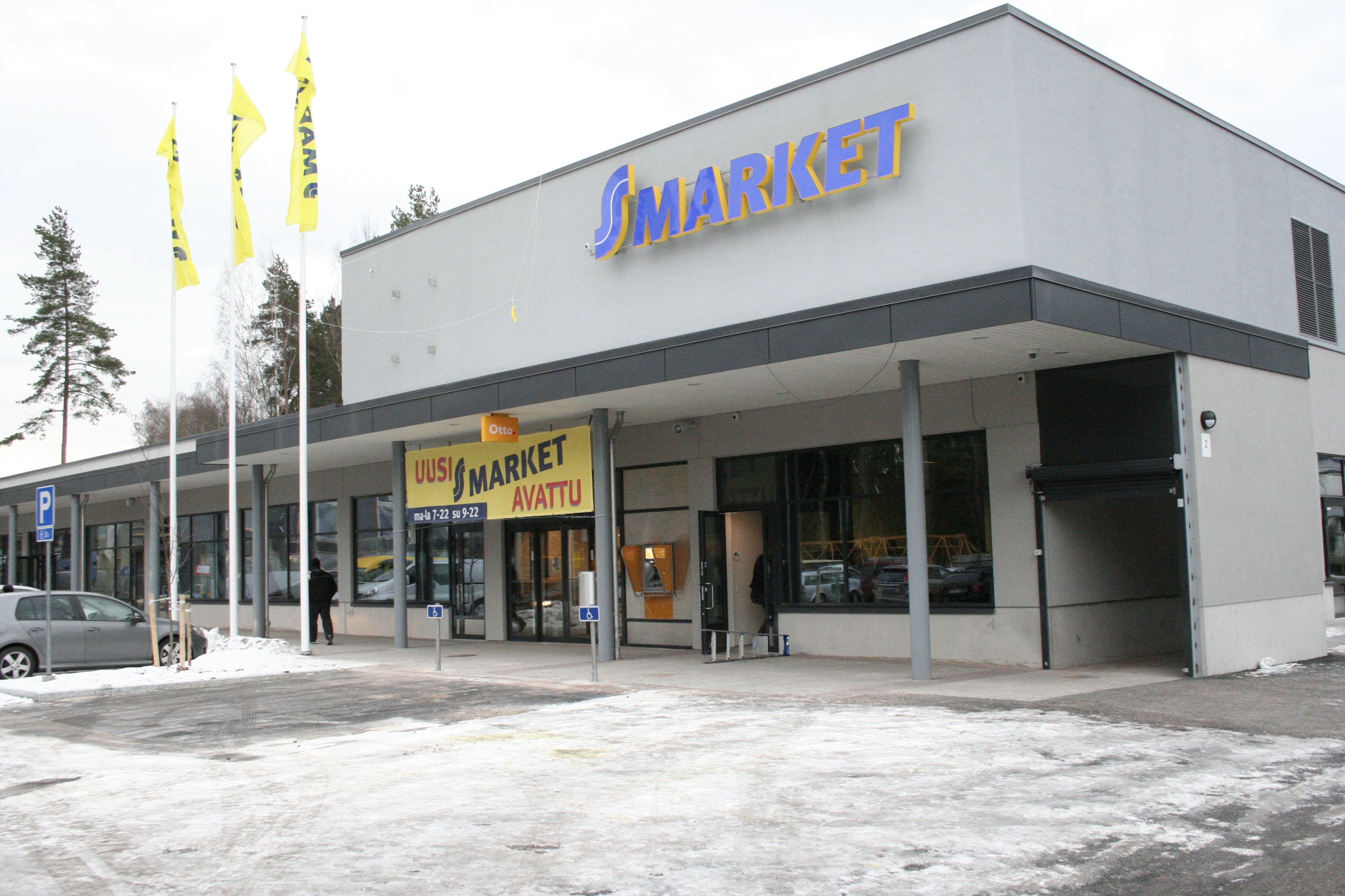 S-Market Mynämäki Aukioloajat
