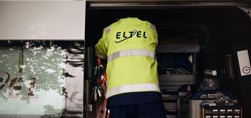 Eltel - Securing the lifelines of modern society