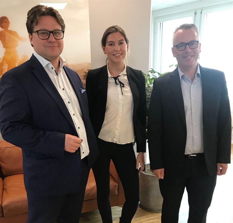 SSM och Willhem tillträde Täby Turf