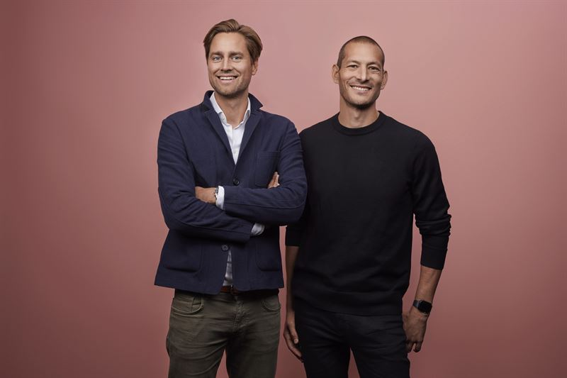 Storytel recruits Johan Ståhle and Mark Pasternak as Head of Product and Head of Technology