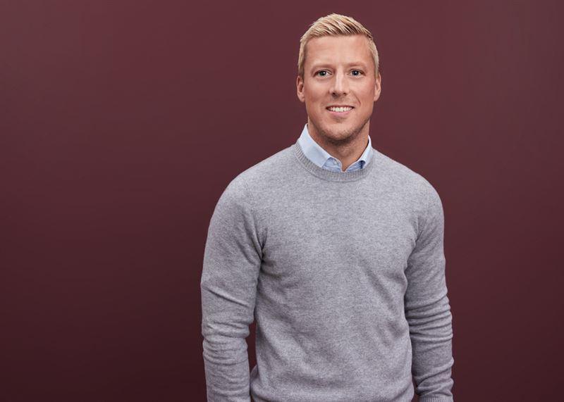 Andreas Lindblom Head of FP A and Investor Relations på Storytel