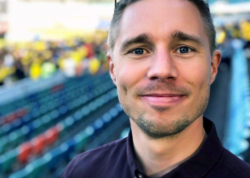 CEO Henrik Hartman