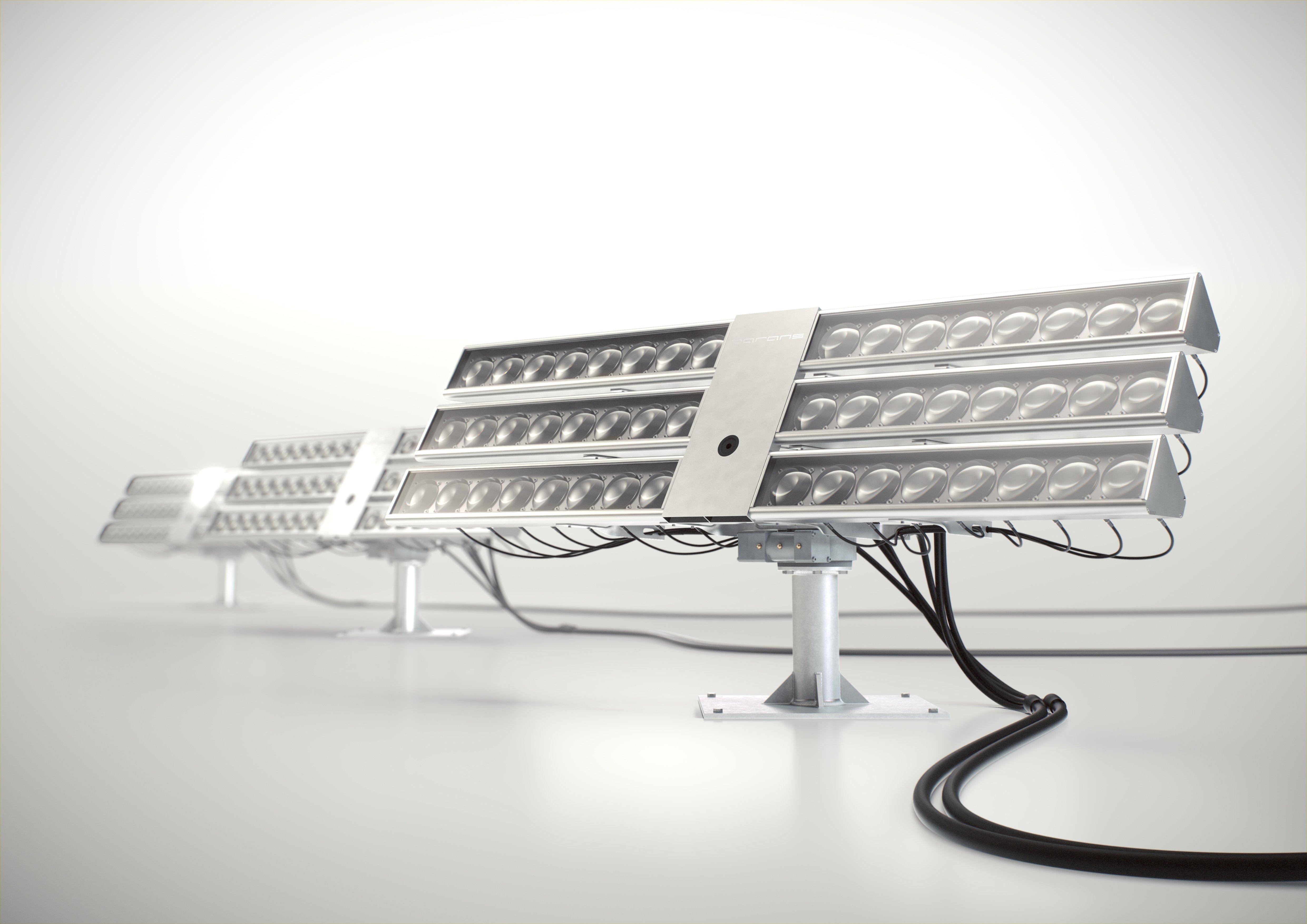 Sp4 Studio Depth 12cable Parans Solar