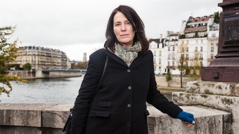 Margareta Svensson, Sveriges Radios korrespondent i Paris/Foto: Mattias Ahlm, Sveriges Radio