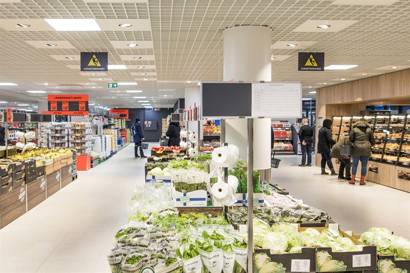 Jatke Oy rakentaa Lidl -myymälät Kotkaan ja Sipooseen