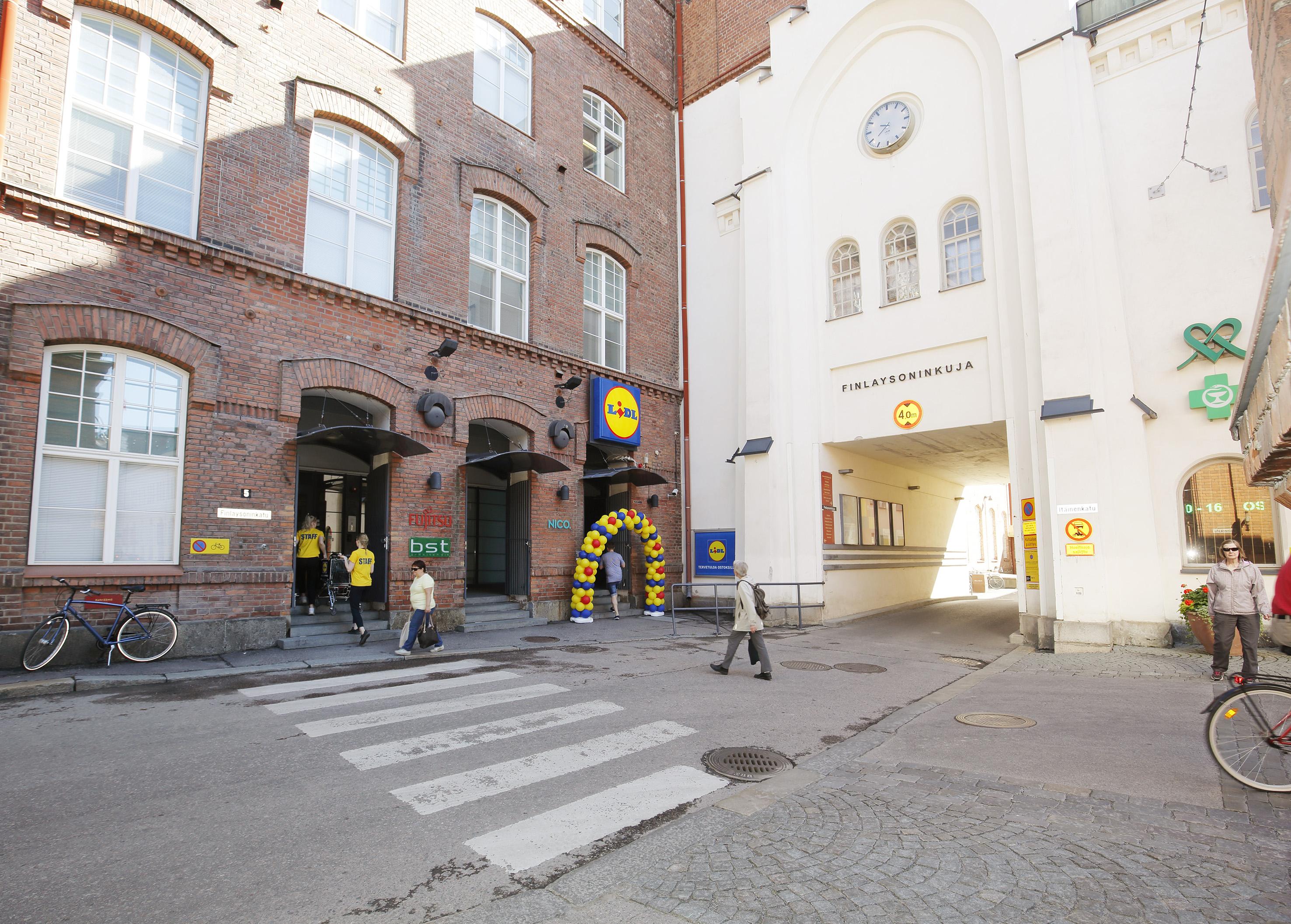 Lidl Tampere
