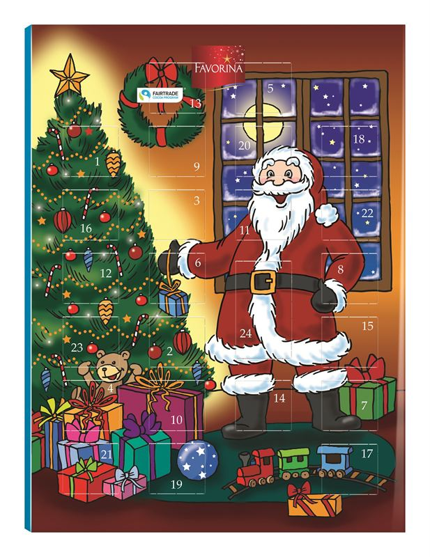 Lidl Joulukalenteri