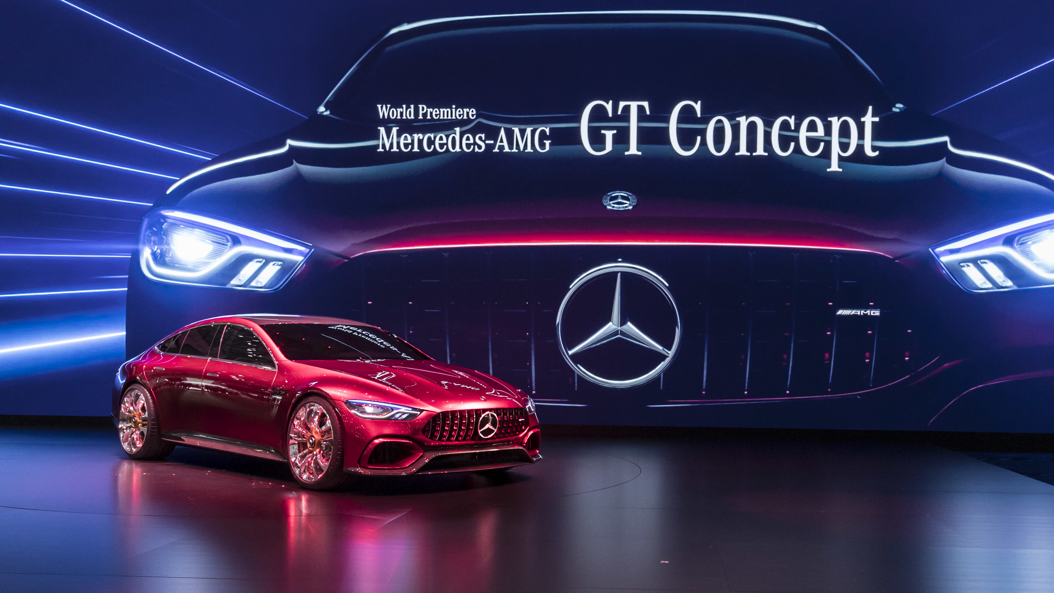 Amg Gt Concept >> Mercedes Amg Gt Concept Geneve Veho Oy Ab