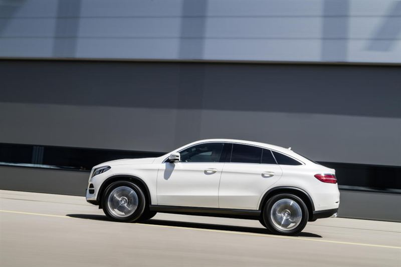 Mercedes Gle Coupe >> Mercedes Benz Gle Coupe Veho Oy Ab