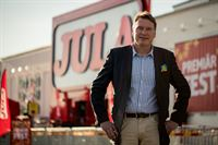 Karl-Johan Blank, Julas ägare och koncernchef