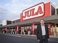 Karl-Johan Blank, CEO i prezes koncernu Jula Holding