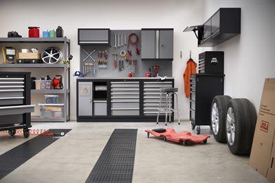 Garage Förvaringssystem Hard Head
