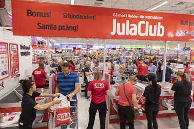 Jula Holding Resultat