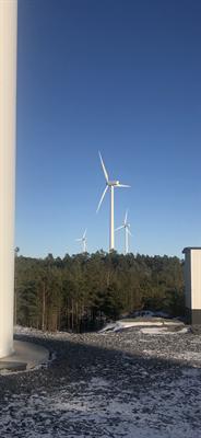 Vindkraft Tanumshede