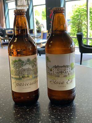 Öl Stora Ek och Sparresäter
